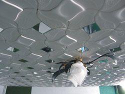 монтаж потолочной плитки г.Мыски