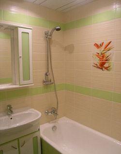 Ремонт ванной в Мысках