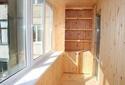 Отделка, ремонт, утепление, балконов и лоджий г. Мыски