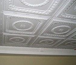 Потолочная плитка г.Мыски, плитка на потолок