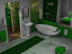 Ремонт ванной комнаты в Мысках