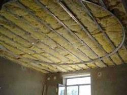 Утепление потолка в Мысках. Утеплить потолок г.Мыски